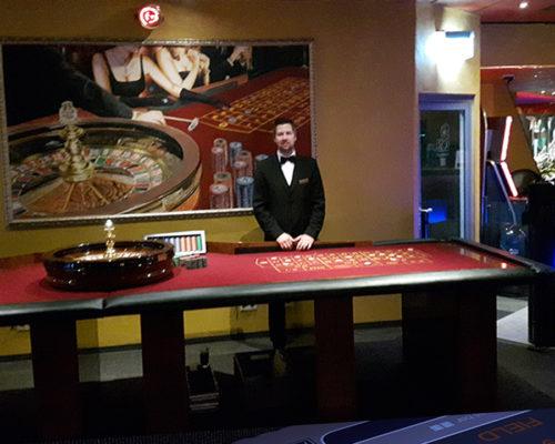 Croupier Mieten Casino