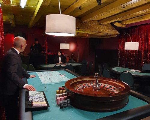 """""""Croupier Mieten"""" Vorbereitung für den Pokerabend"""